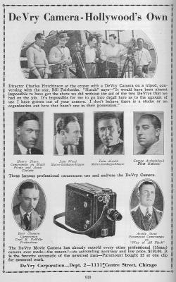 DeVry Camera