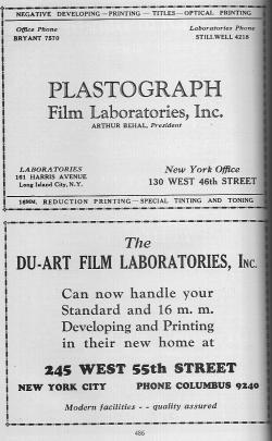 Film Labs